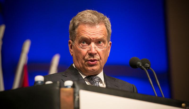 Presidentti Niinistö: Suomen ja Venäjän suhteet edelleen hyvät